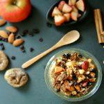 Glutenfrei, Porridge, Vegan