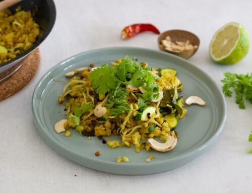 Poha – ayurvedisches Frühstück