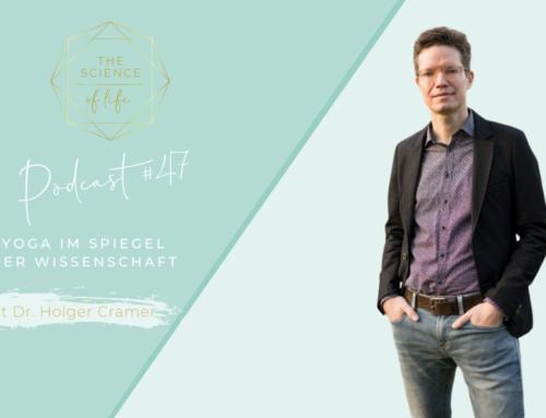 Podcast #47 | Yoga im Spiegel der Wissenschaft: Interview mit PD Dr. Holger Cramer
