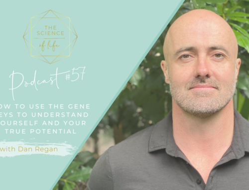 Podcast #57 | How to use the Gene keys to understand yourself and your true potential